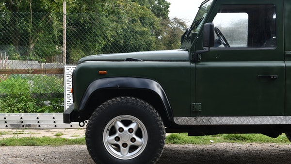 1990 Land Rover Defender For Sale (picture 90 of 143)