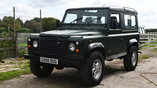 1990 Land Rover Defender For Sale (picture 9 of 143)
