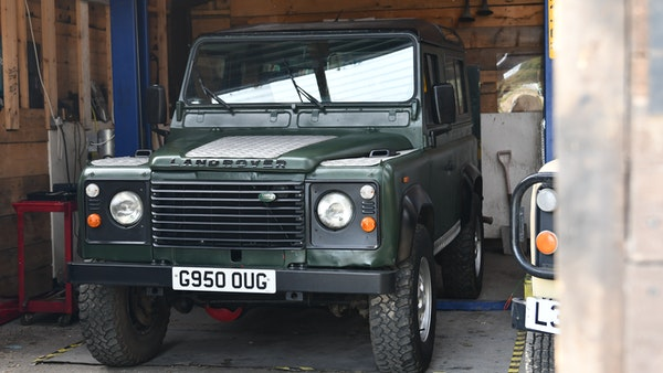 1990 Land Rover Defender For Sale (picture 3 of 143)