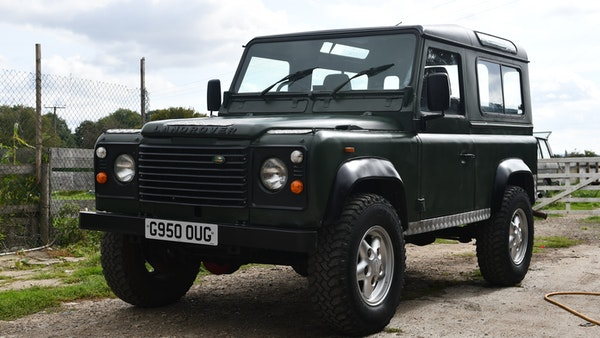1990 Land Rover Defender For Sale (picture 1 of 143)