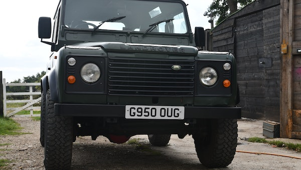 1990 Land Rover Defender For Sale (picture 14 of 143)