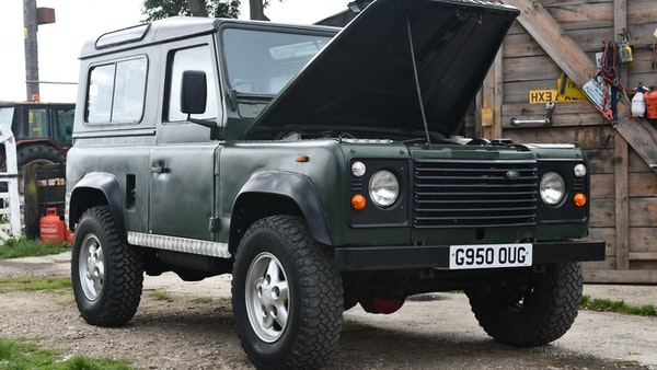 1990 Land Rover Defender For Sale (picture 11 of 143)