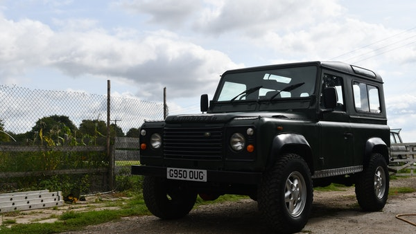 1990 Land Rover Defender For Sale (picture 8 of 143)
