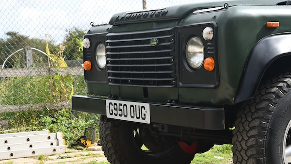1990 Land Rover Defender For Sale (picture 98 of 143)