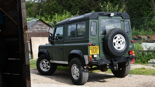 1990 Land Rover Defender For Sale (picture 21 of 143)