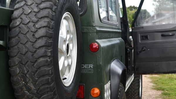 1990 Land Rover Defender For Sale (picture 100 of 143)