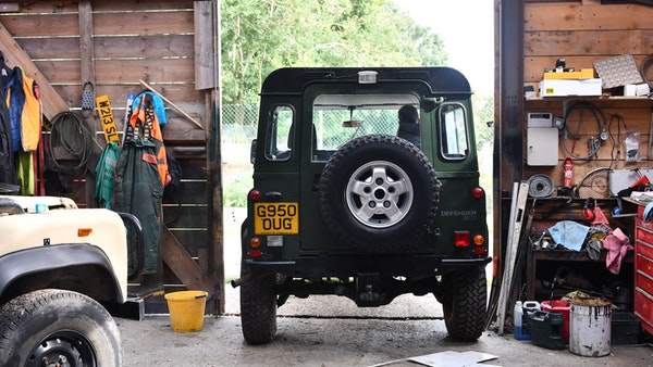 1990 Land Rover Defender For Sale (picture 18 of 143)