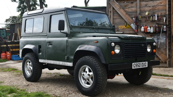 1990 Land Rover Defender For Sale (picture 12 of 143)