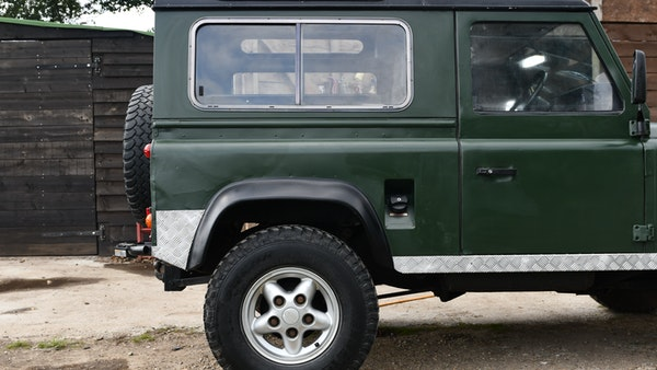 1990 Land Rover Defender For Sale (picture 93 of 143)