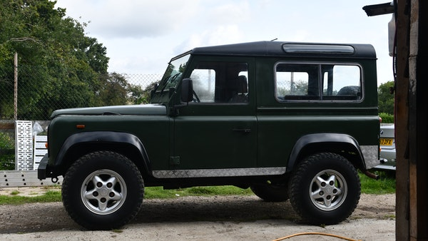 1990 Land Rover Defender For Sale (picture 17 of 143)