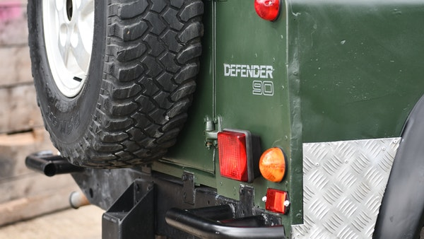 1990 Land Rover Defender For Sale (picture 101 of 143)