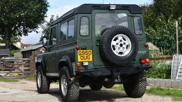 1990 Land Rover Defender For Sale (picture 29 of 143)