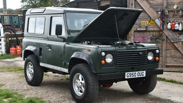 1990 Land Rover Defender For Sale (picture 16 of 143)