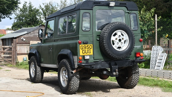 1990 Land Rover Defender For Sale (picture 28 of 143)
