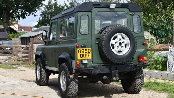 1990 Land Rover Defender For Sale (picture 26 of 143)