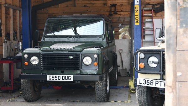 1990 Land Rover Defender For Sale (picture 4 of 143)