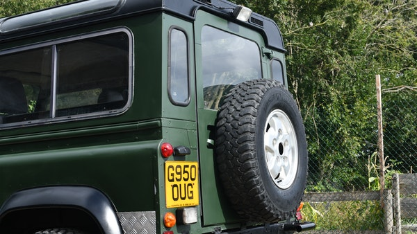 1990 Land Rover Defender For Sale (picture 96 of 143)