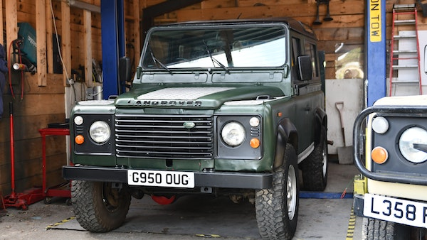 1990 Land Rover Defender For Sale (picture 5 of 143)