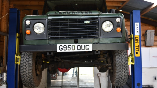 1990 Land Rover Defender For Sale (picture 119 of 143)
