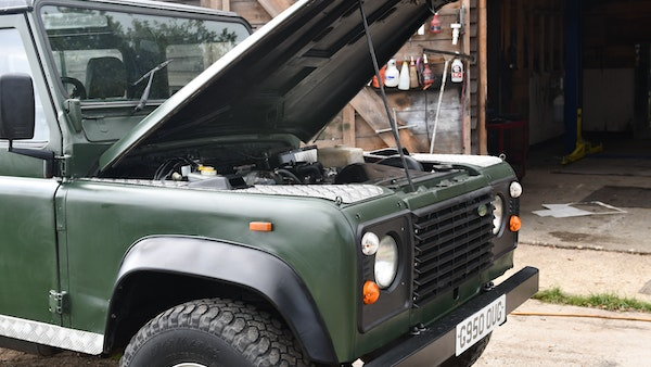 1990 Land Rover Defender For Sale (picture 103 of 143)
