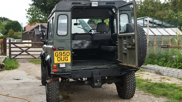 1990 Land Rover Defender For Sale (picture 31 of 143)