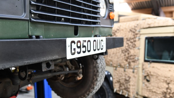 1990 Land Rover Defender For Sale (picture 120 of 143)