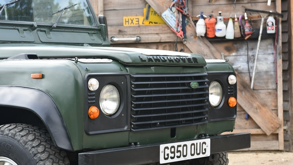 1990 Land Rover Defender For Sale (picture 92 of 143)