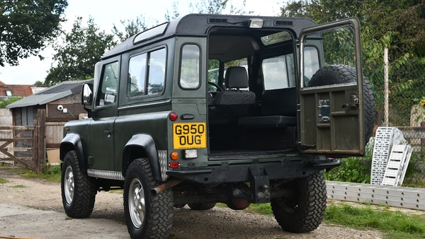 1990 Land Rover Defender For Sale (picture 30 of 143)