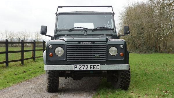 NO RESERVE! 1996 Land Rover Defender 110 County For Sale (picture 9 of 141)