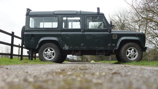 NO RESERVE! 1996 Land Rover Defender 110 County For Sale (picture 11 of 141)
