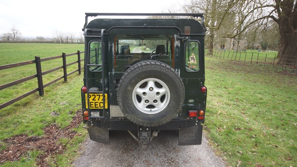 NO RESERVE! 1996 Land Rover Defender 110 County For Sale (picture 13 of 141)
