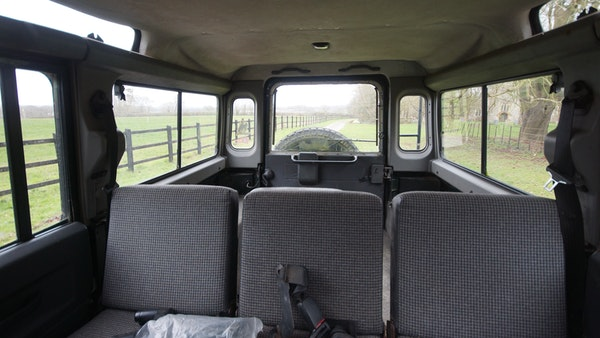NO RESERVE! 1996 Land Rover Defender 110 County For Sale (picture 36 of 141)