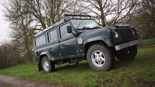 NO RESERVE! 1996 Land Rover Defender 110 County For Sale (picture 23 of 141)