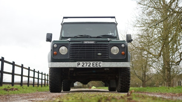 NO RESERVE! 1996 Land Rover Defender 110 County For Sale (picture 14 of 141)