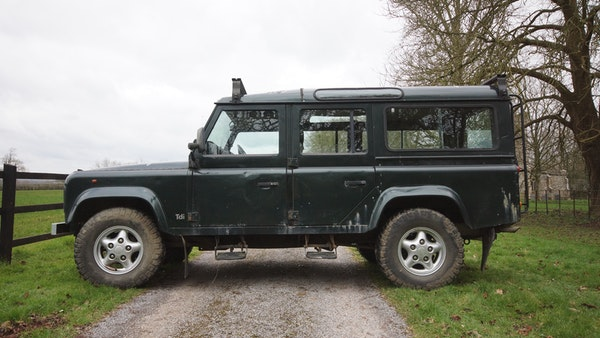 NO RESERVE! 1996 Land Rover Defender 110 County For Sale (picture 15 of 141)