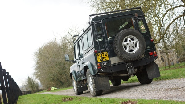 NO RESERVE! 1996 Land Rover Defender 110 County For Sale (picture 17 of 141)