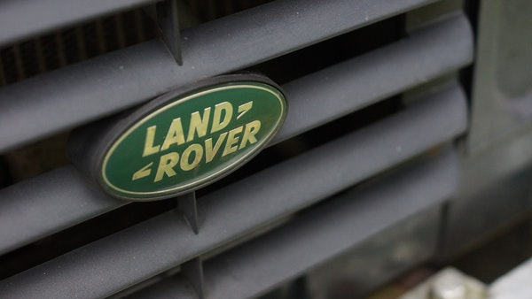 NO RESERVE! 1996 Land Rover Defender 110 County For Sale (picture 63 of 141)