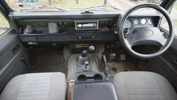 NO RESERVE! 1996 Land Rover Defender 110 County For Sale (picture 28 of 141)