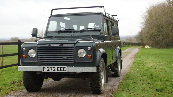 NO RESERVE! 1996 Land Rover Defender 110 County For Sale (picture 4 of 141)
