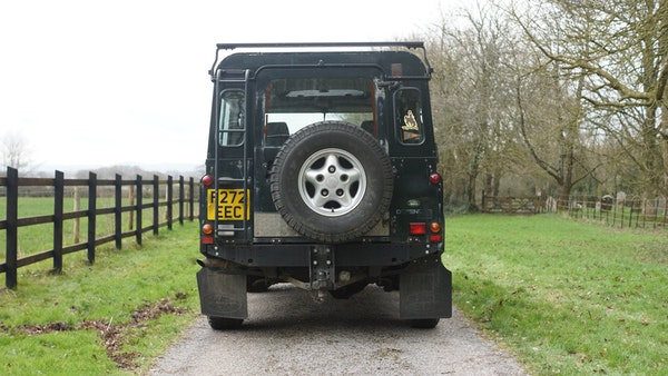 NO RESERVE! 1996 Land Rover Defender 110 County For Sale (picture 12 of 141)