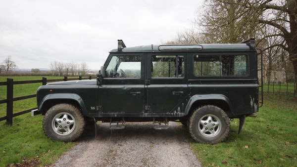 NO RESERVE! 1996 Land Rover Defender 110 County For Sale (picture 19 of 141)