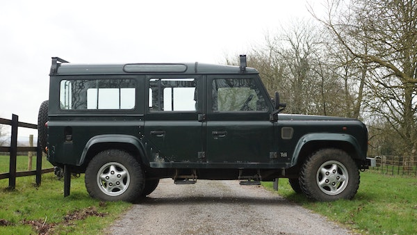 NO RESERVE! 1996 Land Rover Defender 110 County For Sale (picture 7 of 141)