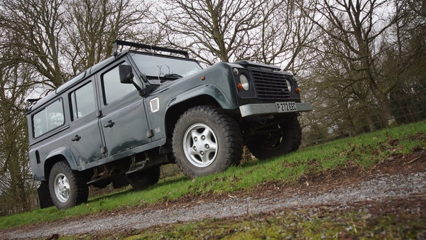 NO RESERVE! 1996 Land Rover Defender 110 County For Sale (picture 24 of 141)