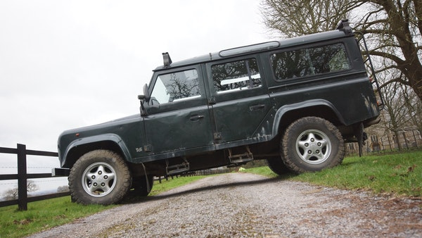 NO RESERVE! 1996 Land Rover Defender 110 County For Sale (picture 10 of 141)