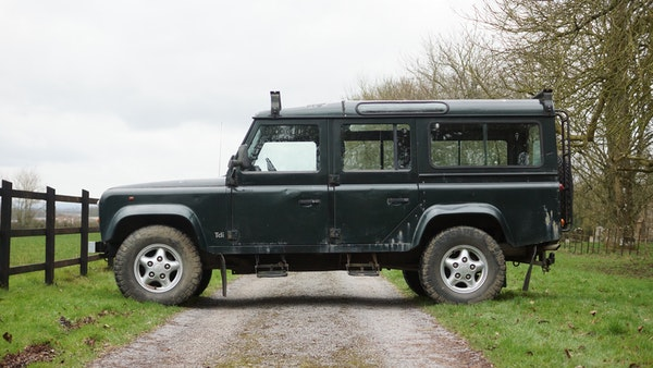 NO RESERVE! 1996 Land Rover Defender 110 County For Sale (picture 16 of 141)