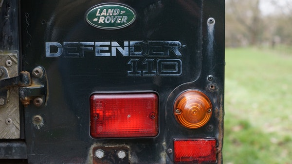 NO RESERVE! 1996 Land Rover Defender 110 County For Sale (picture 86 of 141)