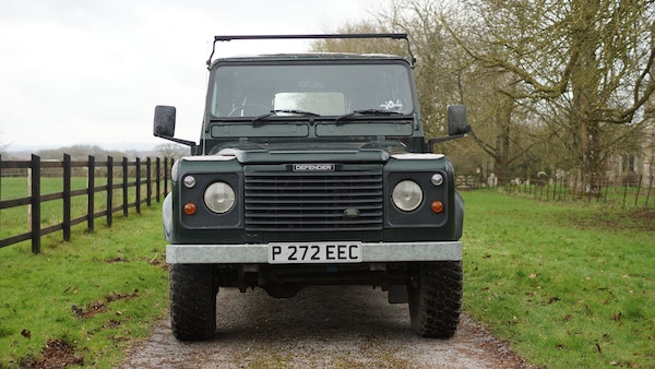 NO RESERVE! 1996 Land Rover Defender 110 County For Sale (picture 18 of 141)