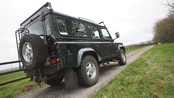 NO RESERVE! 1996 Land Rover Defender 110 County For Sale (picture 5 of 141)
