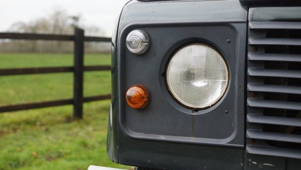 NO RESERVE! 1996 Land Rover Defender 110 County For Sale (picture 65 of 141)