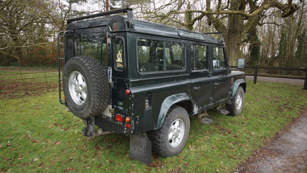 NO RESERVE! 1996 Land Rover Defender 110 County For Sale (picture 21 of 141)